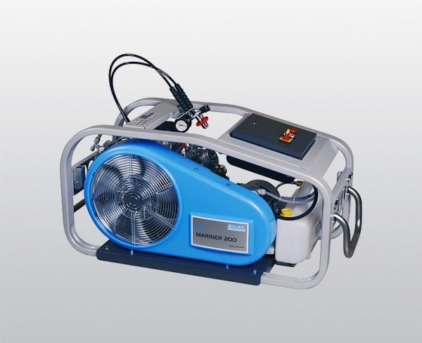 Atemluftkompressor Mariner 200 - E